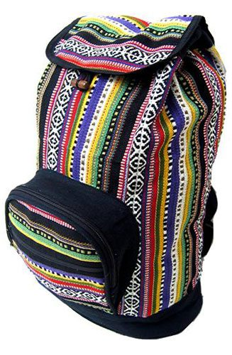 Backpack Cotton BG-N-GBPS