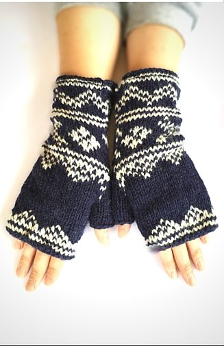 Knit Fingerless KI-K-FIH