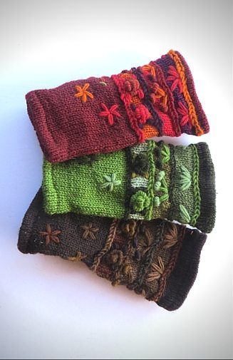 Knit Fingerless KI-K-EHW