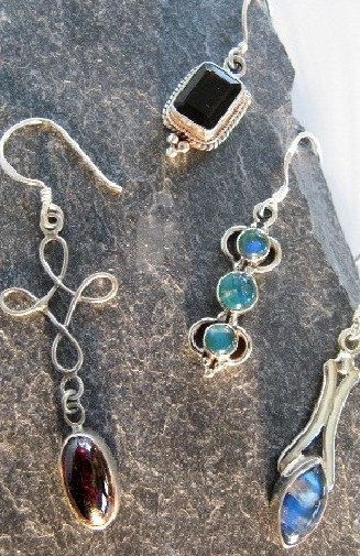 Sterling Bundle Dangle $14-16
