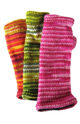 Knit Fingerless KI-NH-SHB