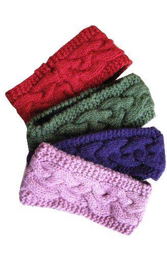 Knit Headband KI-K-HBC