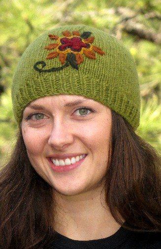 Knit Hat KI-K-SFL