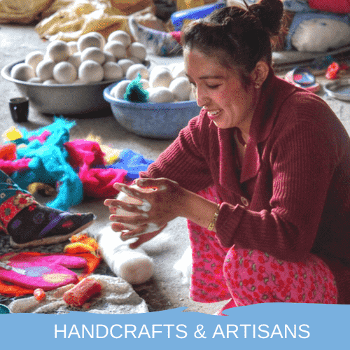 artisans and handcrafts