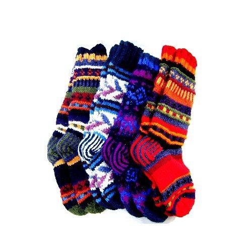 Knit Socks KI-N-SXH