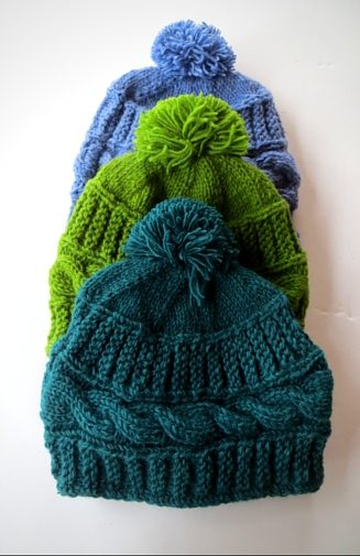 Knit Hat KI-C-CPP