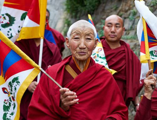 Ganesh Himal Trading & the Tibetan Nuns Project