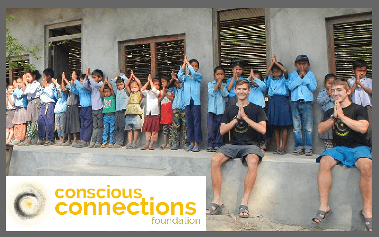 Conscious Connections Foundation Ganesh Himal Trading